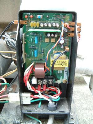 エバラ 25HPN5.25S 制御基板