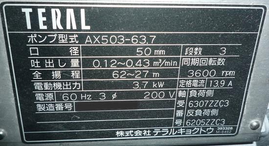 AX503-63.7