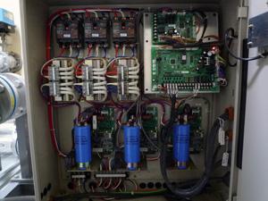 テラル:SX-65VFC404-3.7W×3 制御基板 全体