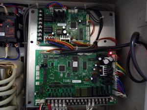 テラル:SX-65VFC404-3.7W×3 制御基板 拡大