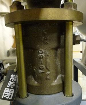 エバラ 65UNPMD55.5 フローセンサー