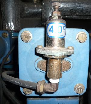 テラル AX-PCL403-52.2D 減圧弁式 給水ポンプ パイロット弁