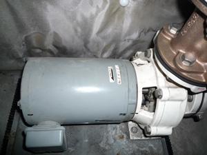 川本製作所:ポンパーGN 50GN-40×325-C2.2 ポンプ