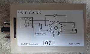 オムロン 61F-GP-NK