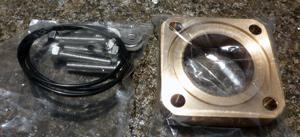 エバラ 給水ポンプユニット 旧型交換用 吸込みスペーサー