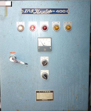 エバラ 制御盤 YIPD23.7BD