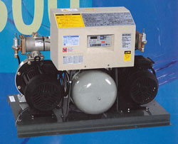 エバラ フレッシャー1300 吐出圧力一定制御