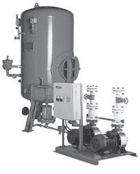 エバラ フレッシャー400 大型圧力タンク 給水ユニット