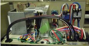 エバラ 50BNEMD7.5B 制御盤右側