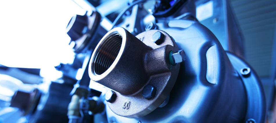 給水ポンプユニット 排水ポンプの交換工事